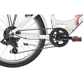 "Puky Skyride 20"" Bicicleta 6 Cambios Niñas, white"